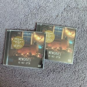 Chainsmokers memories 2 albums